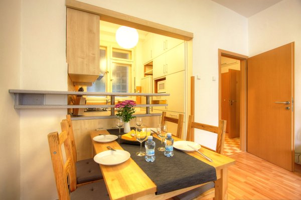 Kampa Park Apartment - фото 4
