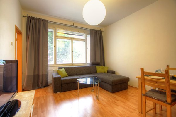 Kampa Park Apartment - фото 5