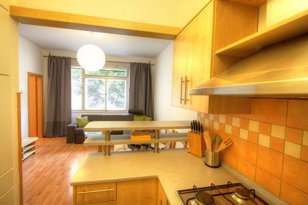 Kampa Park Apartment - фото 6