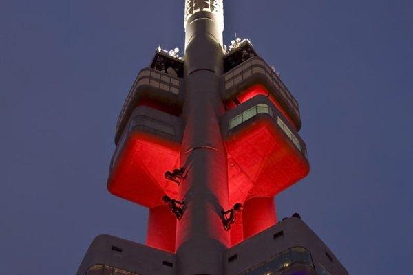 Modern Apartment Riegrovy sady - фото 9