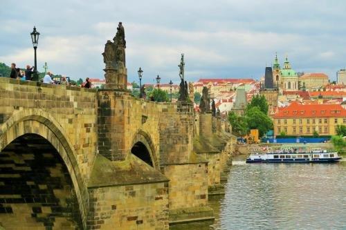 Garden Residence Prague Castle - фото 17