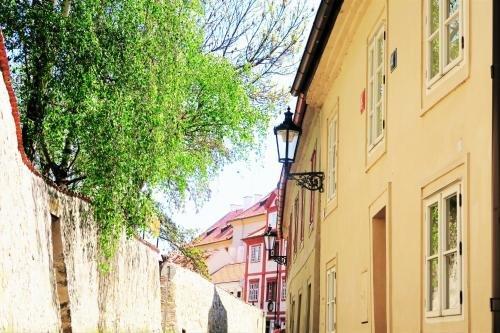 Garden Residence Prague Castle - фото 21