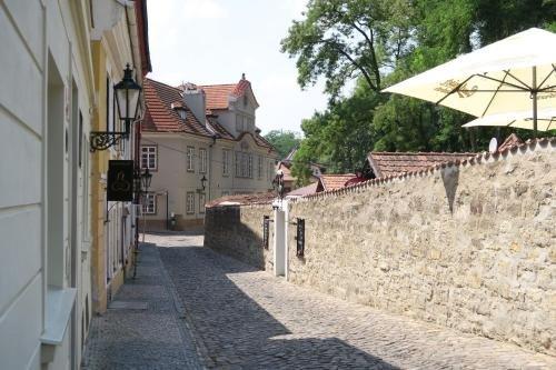 Garden Residence Prague Castle - фото 23