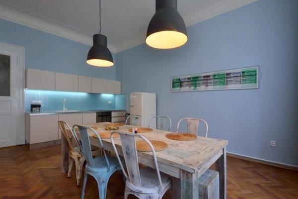 Apartment Parizska 1 - фото 18