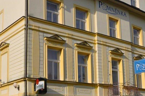 Гостевой дом «Penzion Pomenka», Лугачовице