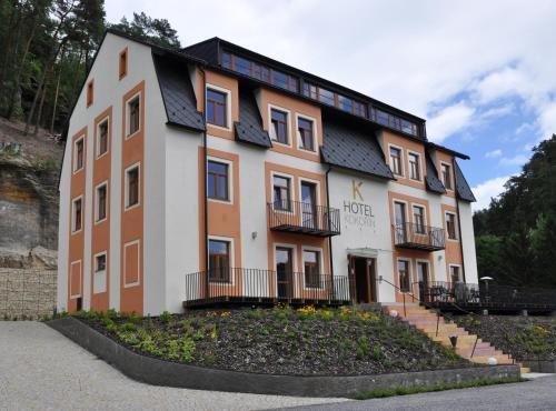 Hotel Kokorin - фото 21