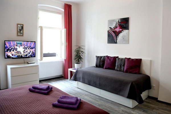 Apartment Zeyerova - фото 4
