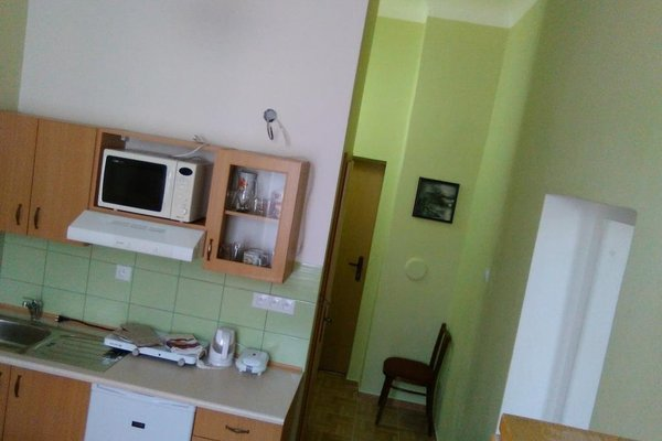 Apartma Frantistovy Lazne - фото 17