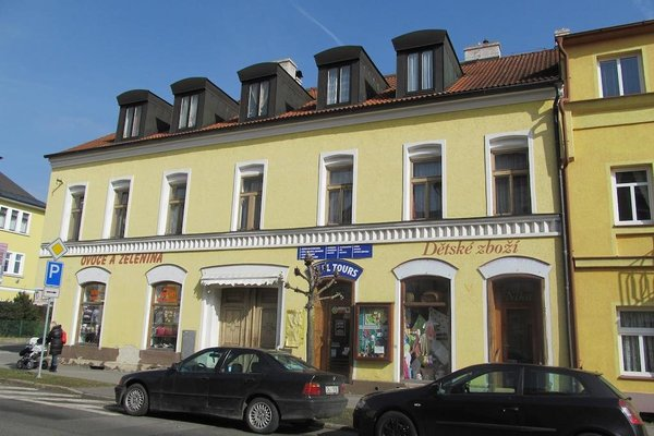 Apartma Frantistovy Lazne - фото 21