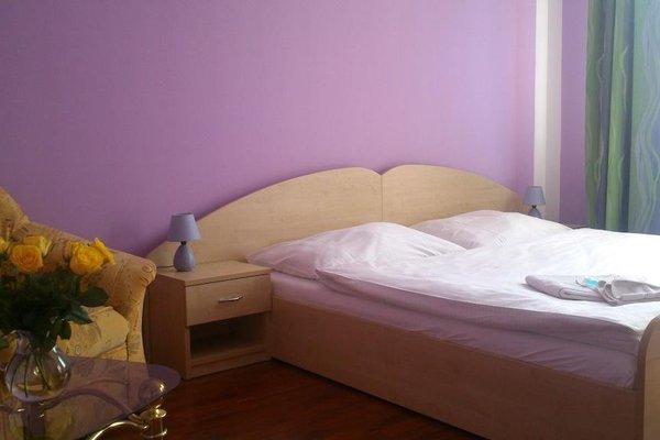 Hotel & Motorest V Udoli Zlateho potoka - фото 13