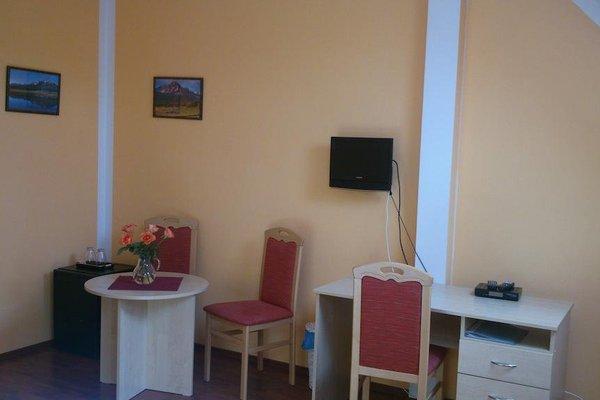 Hotel & Motorest V Udoli Zlateho potoka - фото 11