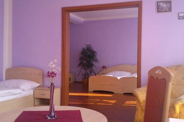 Hotel & Motorest V Udoli Zlateho potoka - фото 4
