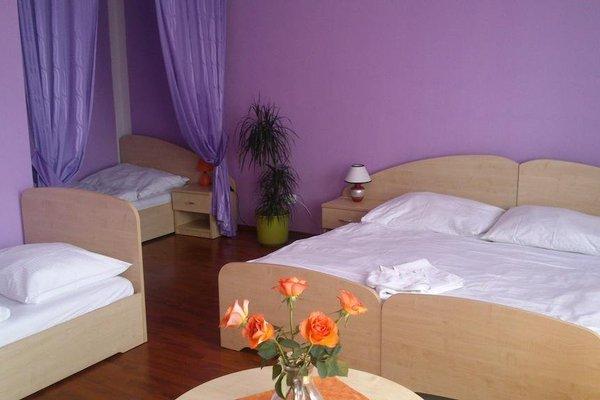 Hotel & Motorest V Udoli Zlateho potoka - фото 7