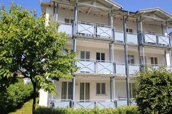 Villa Buskam Ferienwohnungen Paradies Rugen - фото 3