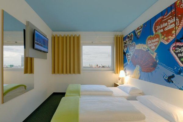 B&B Hotel Munchen City-West - фото 11