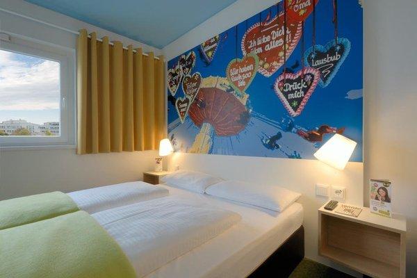B&B Hotel Munchen City-West - фото 2