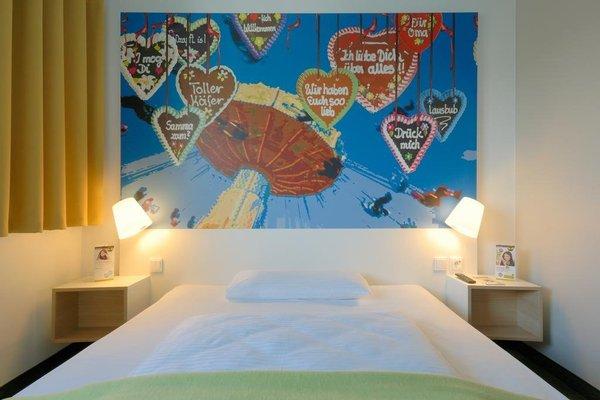 B&B Hotel Munchen City-West - фото 4