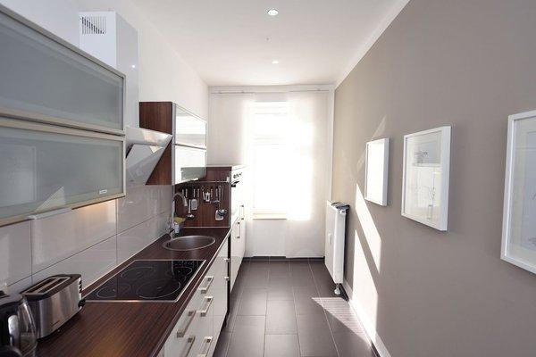 Central Sauna & Loft Apartments - фото 11