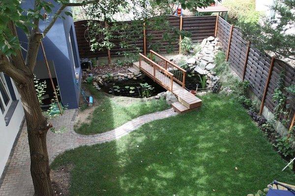 Central Sauna & Loft Apartments - фото 20