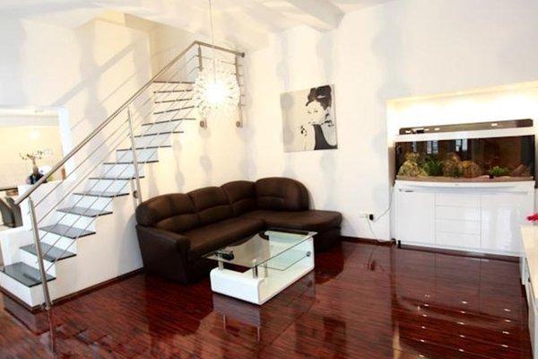 Central Sauna & Loft Apartments - фото 21