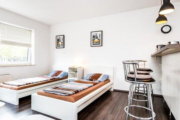 Design Apartment am Rhein und Messe - фото 1