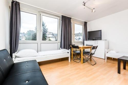 Budget Apartment Koln - фото 12