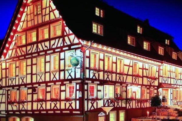 Hotel Post Jungingen - фото 20
