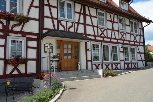 Hotel Post Jungingen - фото 21
