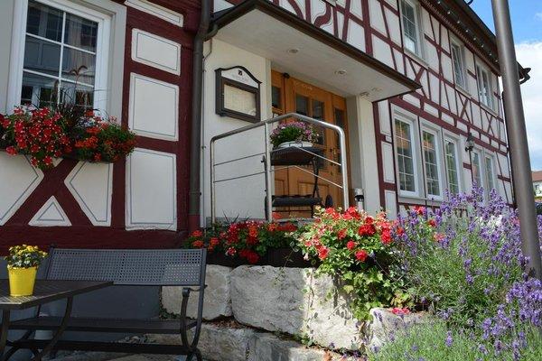 Hotel Post Jungingen - фото 22