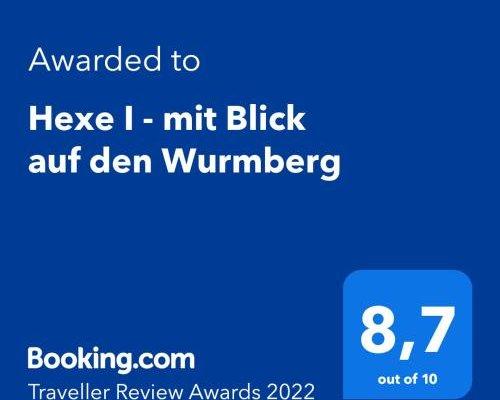 Wurmberg Hexe mit Blick auf den Wurmberg - фото 2