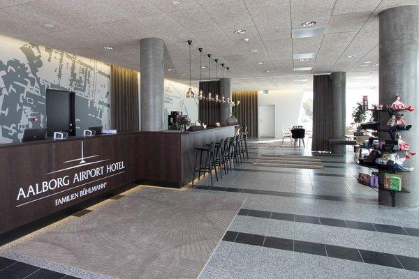 Aalborg Airport Hotel - фото 15