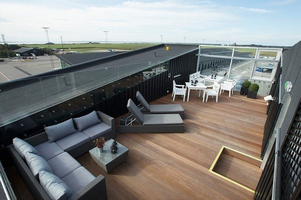 Aalborg Airport Hotel - фото 17