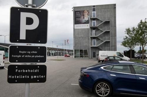 Aalborg Airport Hotel - фото 21