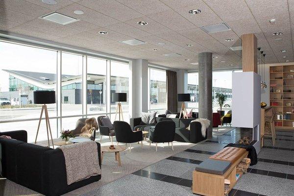 Aalborg Airport Hotel - фото 5
