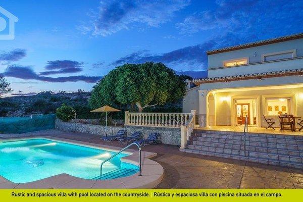 SolHabitat Villa Comes - фото 7