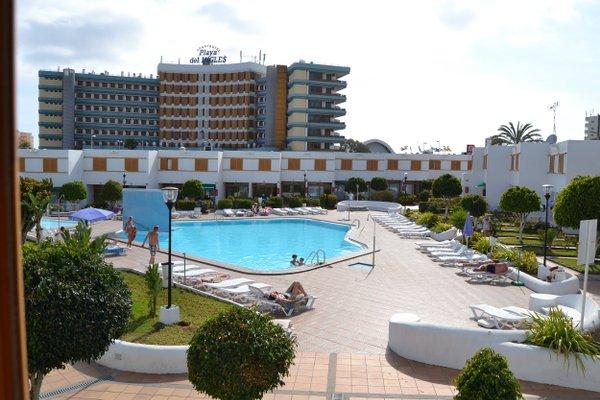 Apartamento Playa Del Ingles Plaing06 - фото 12
