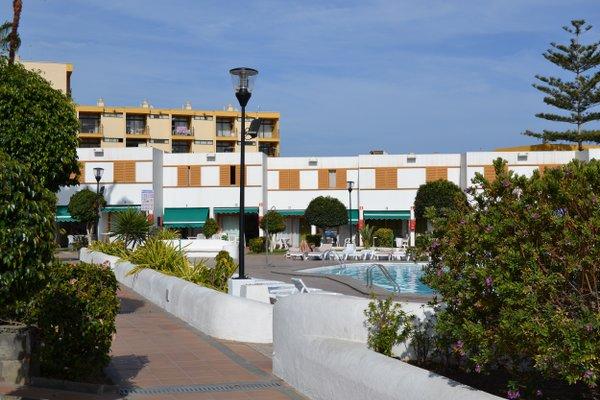 Apartamento Playa Del Ingles Plaing06 - фото 14