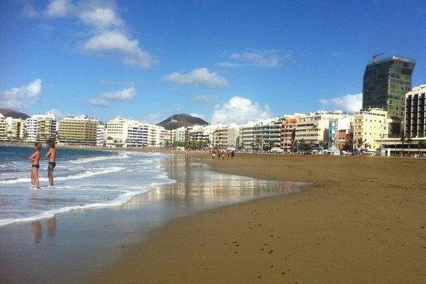 Apartment Las Canteras Beach - фото 1
