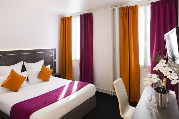 Hotel Du Plat d'Etain - фото 2