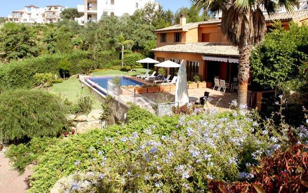 Villa Golf Los Arqueros - фото 15