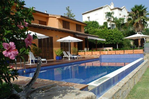 Villa Golf Los Arqueros - фото 19