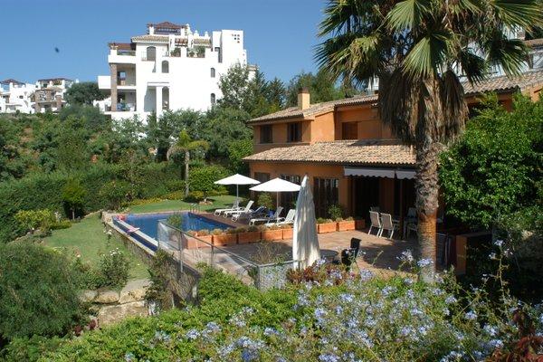 Villa Golf Los Arqueros - фото 21