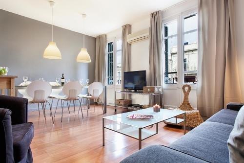 Habitat Apartments Plaza Espana - фото 34