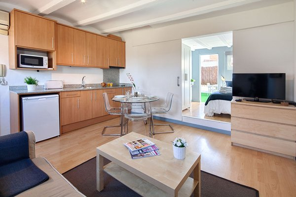 Habitat Apartments Attic Terrace - фото 4