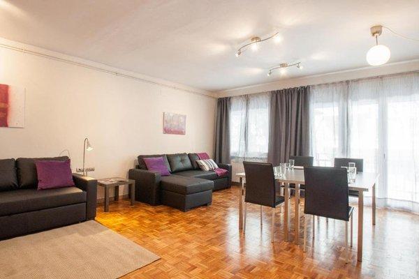 Autentic Arc de Triomf Apartment - фото 3