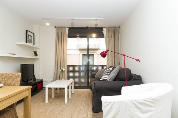 Paralelo Apartments - фото 22