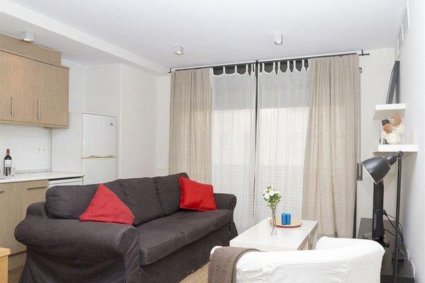 Paralelo Apartments - фото 6