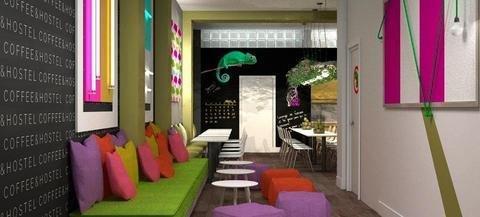 Chameleon Hostel Alicante - фото 16