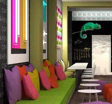 Chameleon Hostel Alicante - фото 6