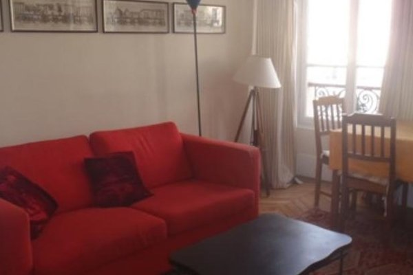 Apartment Living in Paris - Tourville - фото 12